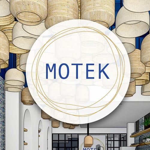 MOTEK Window Design