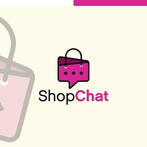 Platform app logo merchants with shoppers