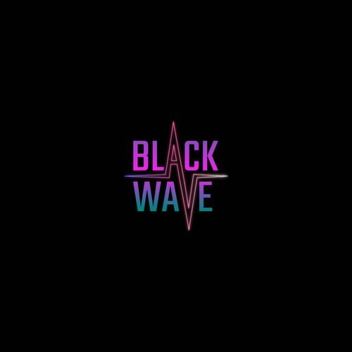 Black Wave Logo for Contest