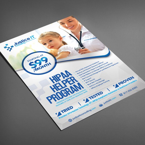 Hipaa Helper Brochure