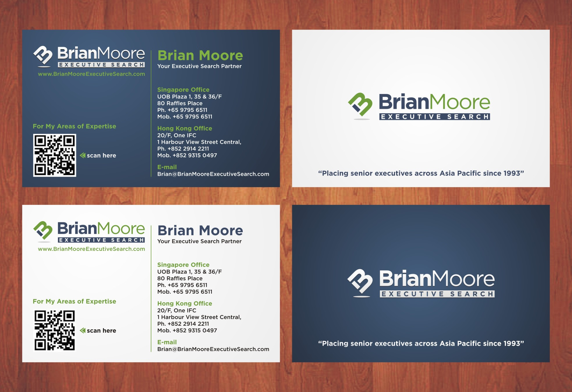 logo for Brian Moore Executive Search