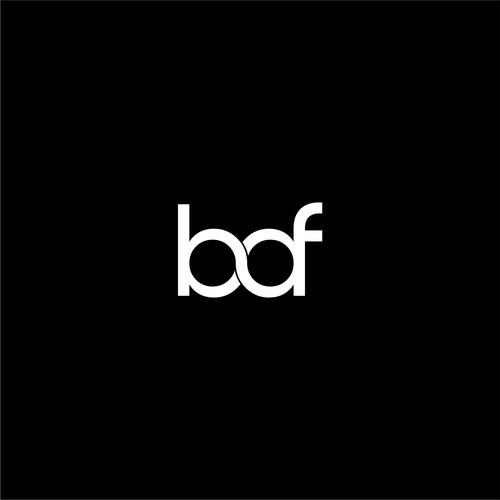 Logo for personal brand - BDF