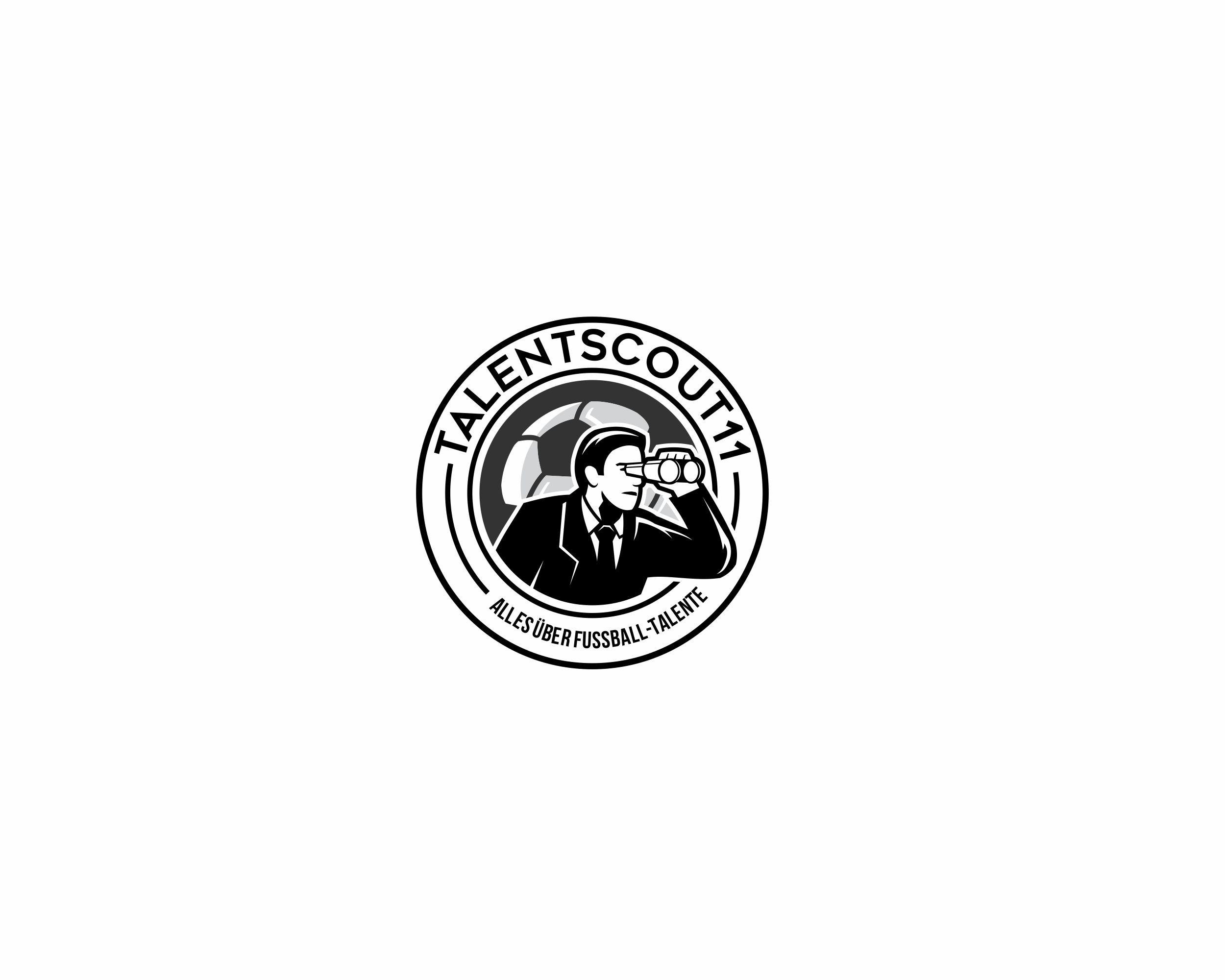 Talentscout11 braucht ein aussagekräftiges Logo (Thema Fußball)