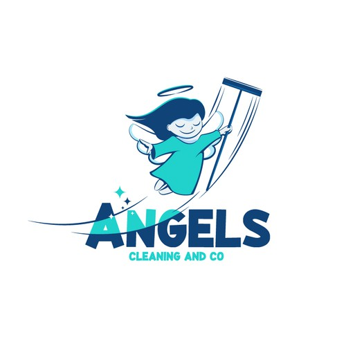 angels cleaning and co