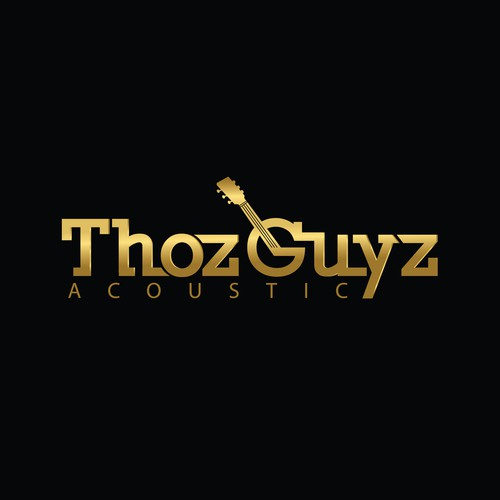 Logo for Acoustic Band: Thoz Guyz