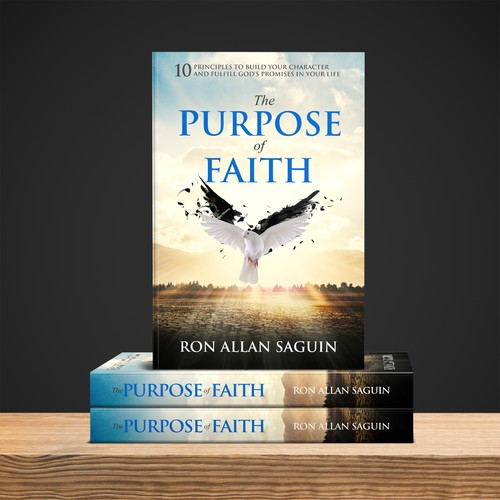 Cover for the book of the decade on faith and purpose