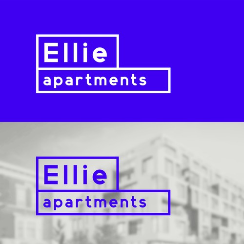 Identity for Ellie Apartments
