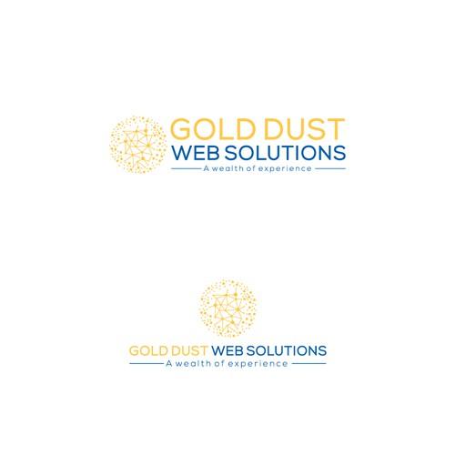 Logo for web development firm