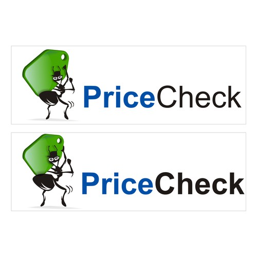 Fabulous logo for price comparison business