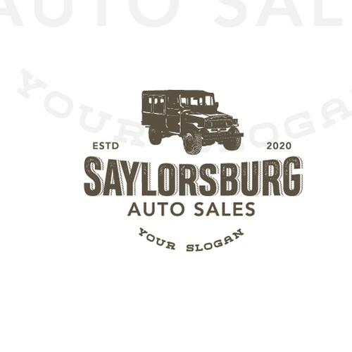 Logo for a truck dealer