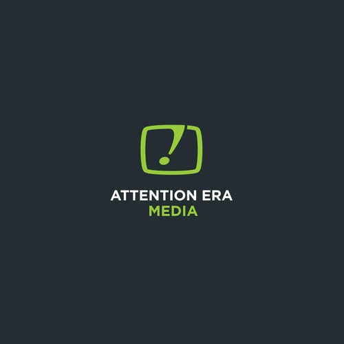 Logo for Attention Era Media