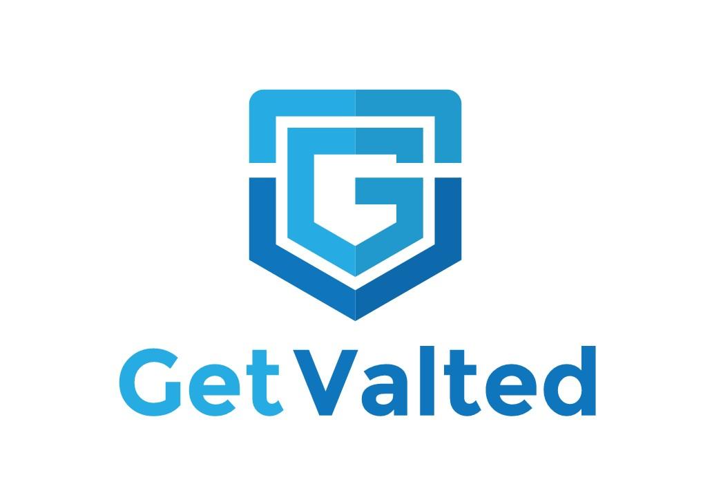 GetValted Logo Design