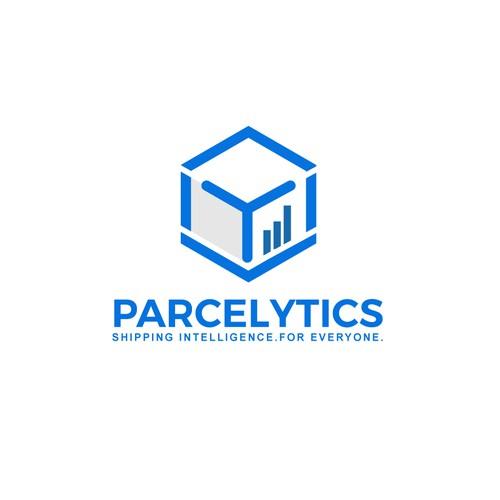 Logo design concept for PARCELYTICS