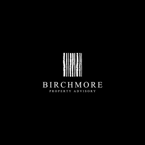 Winning logo concept for Birchmore Property