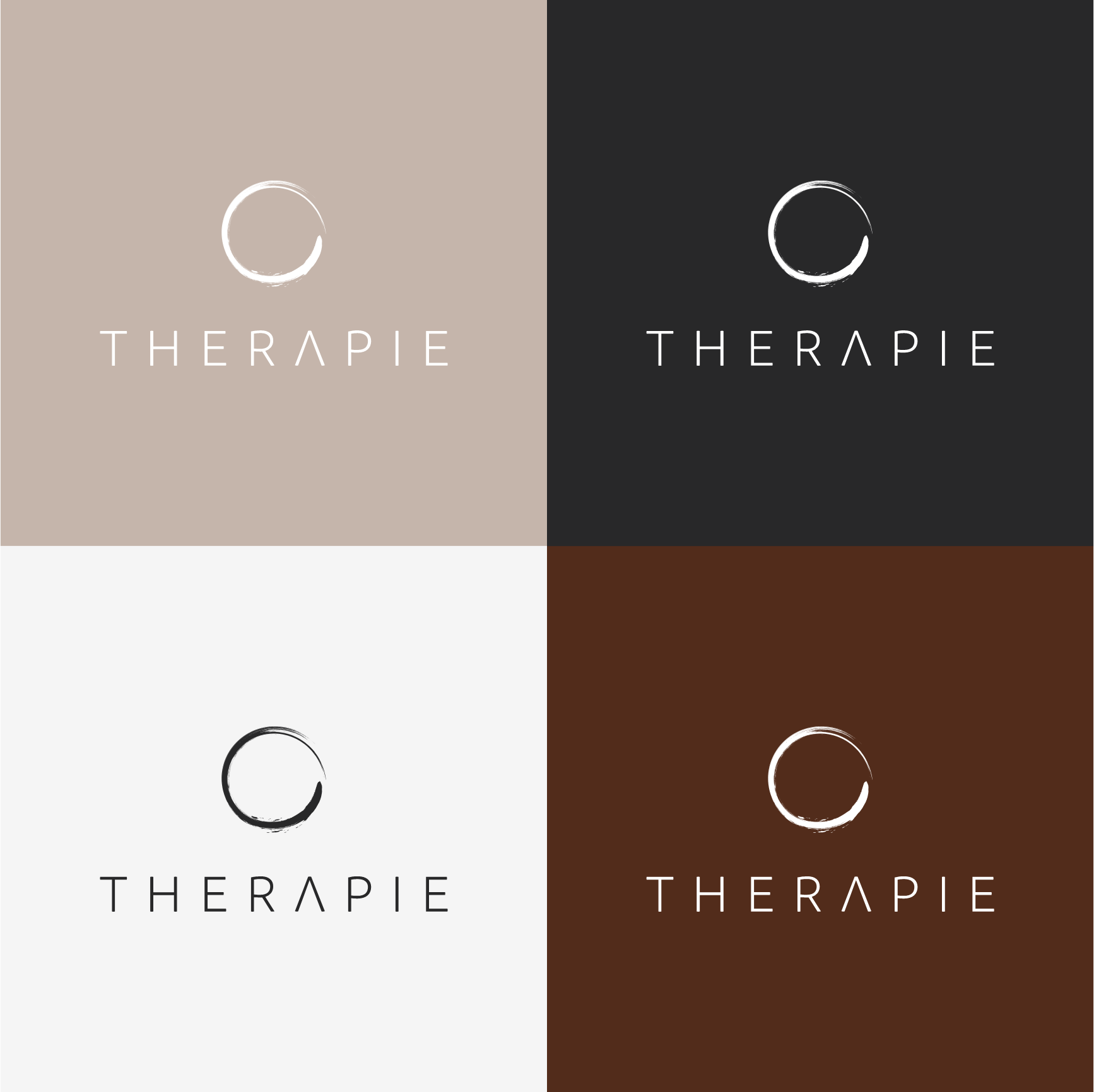 Design a cool refined logo for branding and social media of a hip innovative lifestyle concept space