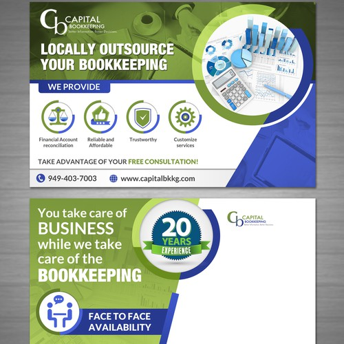 Capital Bookkeeping