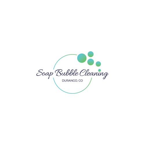 Logo for residential and commercial cleaning company - contest entry