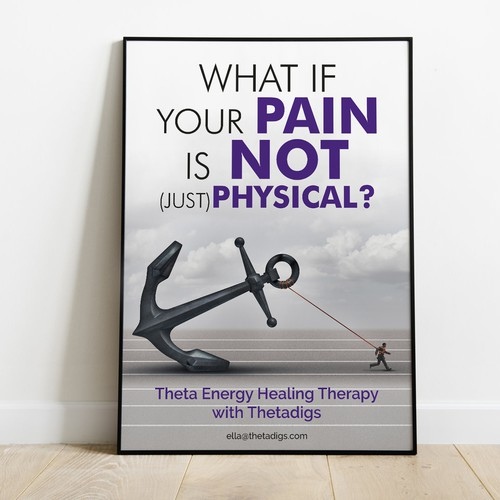 Theta Engineering Therapy Poster