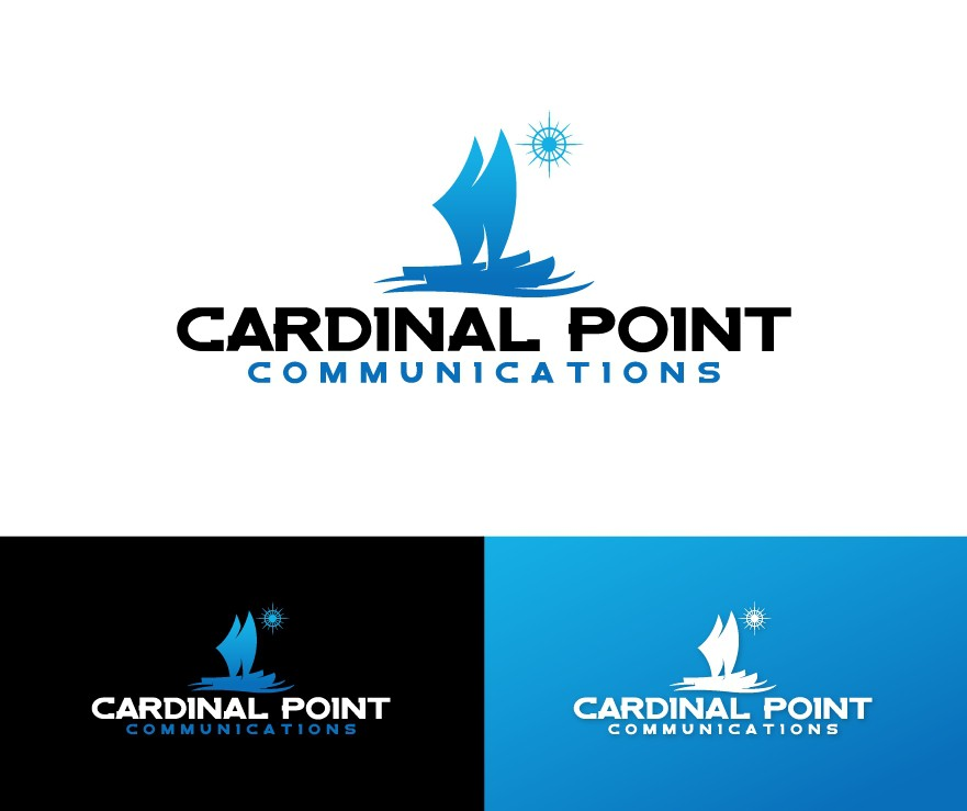 Create the next logo for Cardinal Point Communications, Inc.