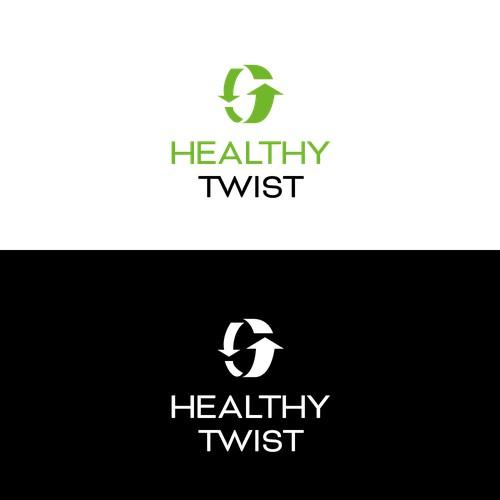 Healthy twist - Designentwurf 1