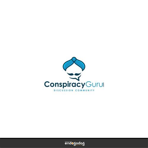 Logo Concept for ConspiracyGuru.com