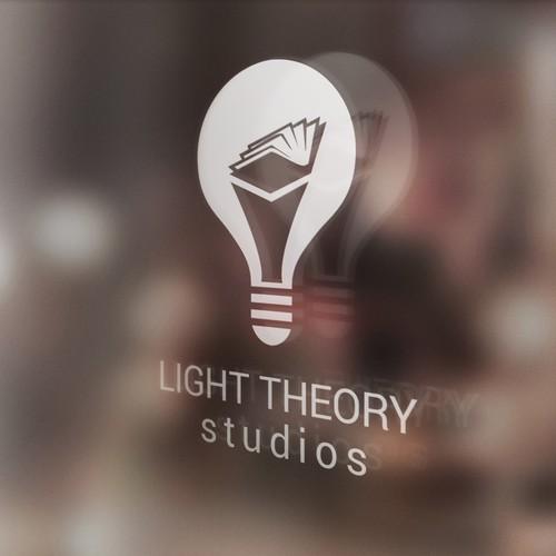 Logo design for Light Theory Studios