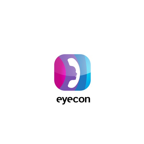 Telekcommunication app icon design
