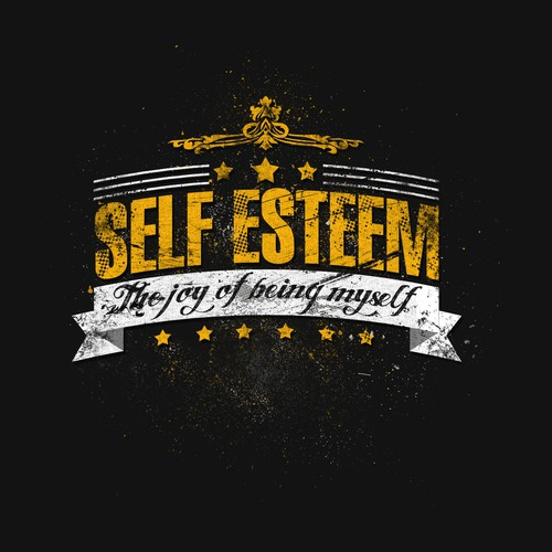 Self Esteem t-shirt 2014