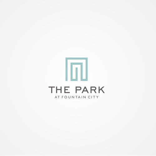 Logo  for apartment community