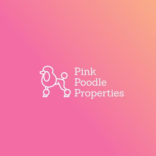 Logo for dog lovers Properties