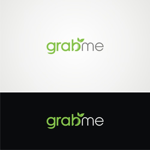 "natural & modern logo for ""grab me"""