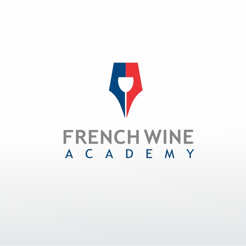Help French Wine Academy with a new logo