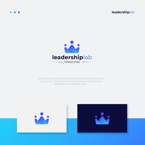 """Design a logo for """"Leadership Lab Consulting"""""""