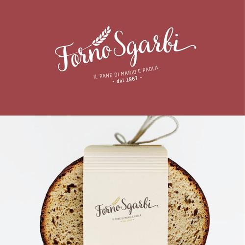 Brand identity for Forno Sgarbi bakery
