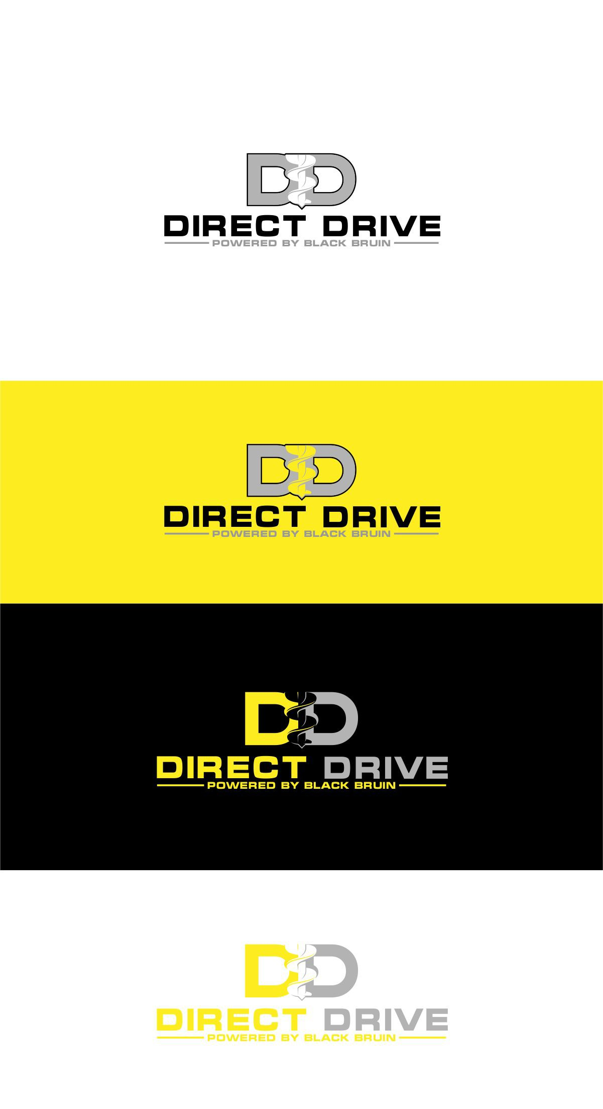 Direct Drive Logo