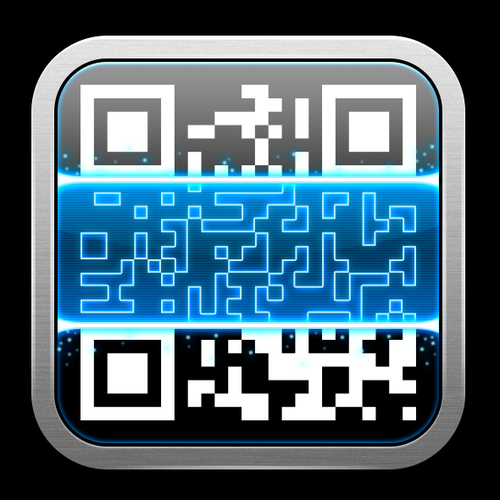 QR Scanner iOS app icon