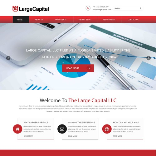 Large Capital LLC Company