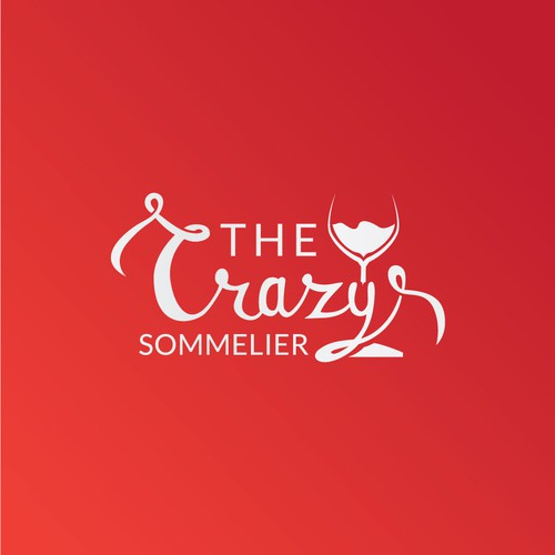 Logo for The Crazy Sommelier