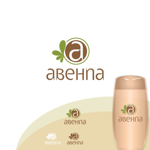 Logo concept for 'abehna'
