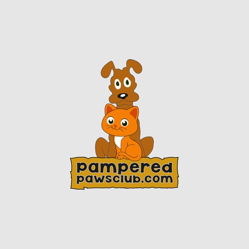 pamperedpawsclub.com