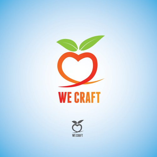 Logo for a social food community & collaboration platform