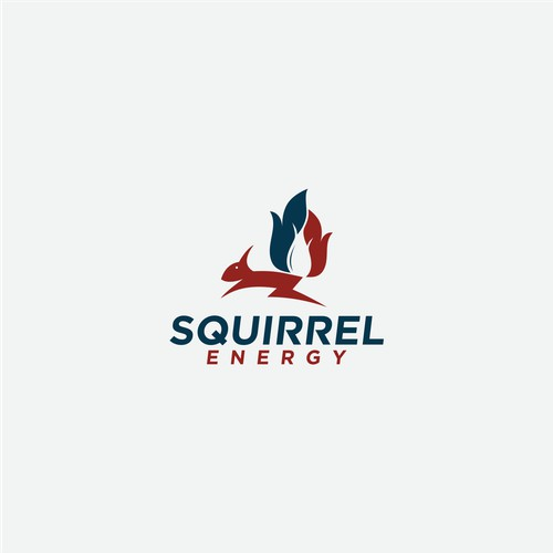 Logo Concept Squirrel Energy