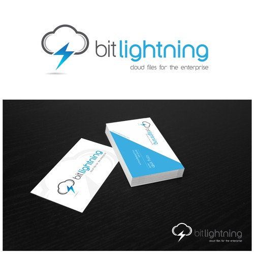 Help BitLightning with a new logo and business card