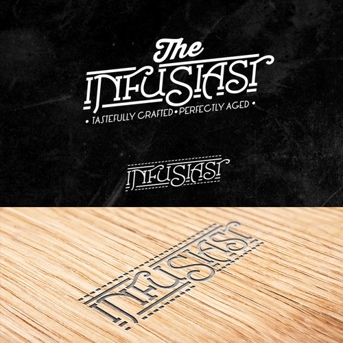 Love unique cocktails and flavorful drinks? Design a logo for Infusiast!