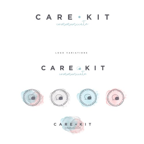 Logo design for Care Kit