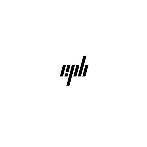 Bold and monogram logo for eph.