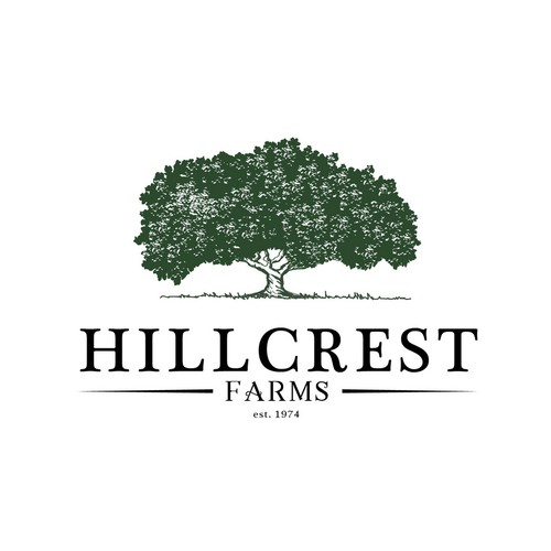 Logo for Hillcrest Farms