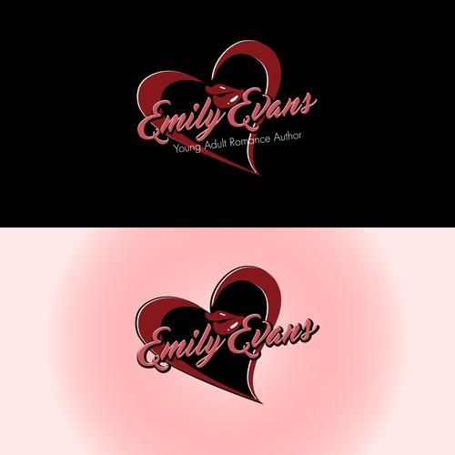 Stylized text based logo