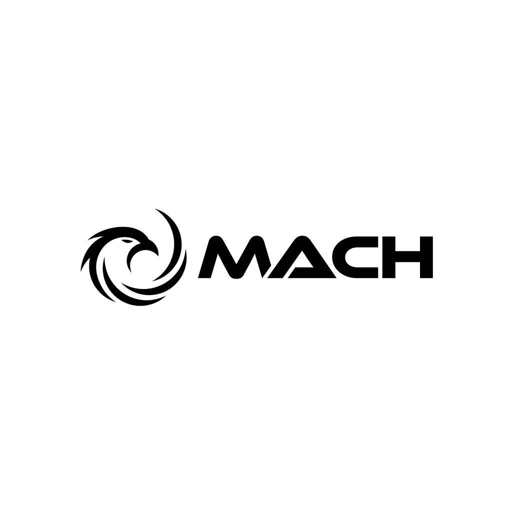 (masculine) Logo for mountainbike clothing company