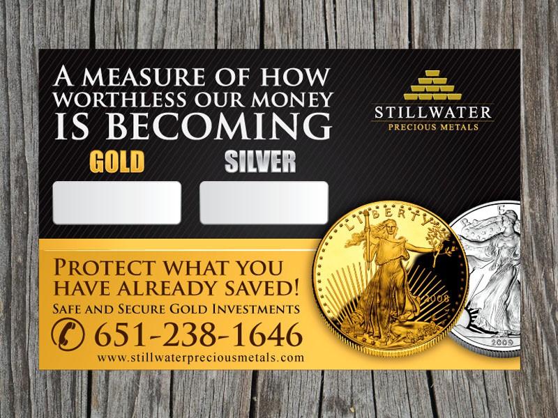 Stillwater Precious Metals needs a new banner ad